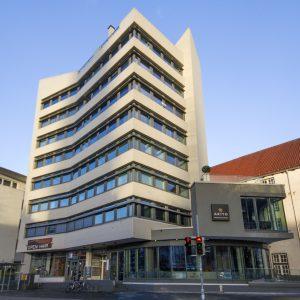 Anfahrt Praxis Dr Mathias Niedhammer Hochhaus Stau 1 Oldenburg